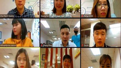 Ứng dụng Zoom vào Việt Nam qua nhà phân phối CMS